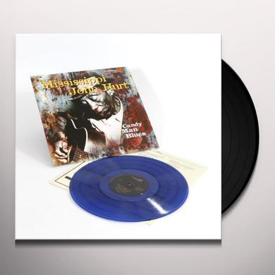 Mississippi John Hurt CANDY MAN BLUES Vinyl Record