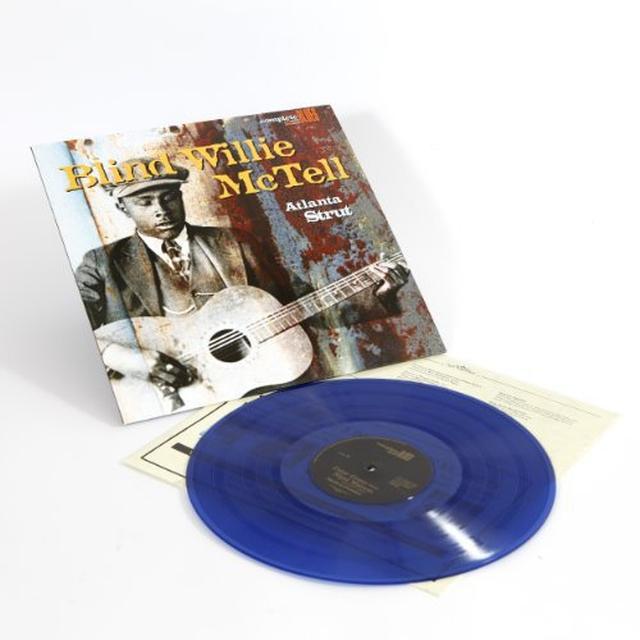 Blind Willie Mctell ATLANTA STRUT Vinyl Record