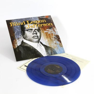 Blind Lemon Jefferson BLACK SNAKE MOAN Vinyl Record