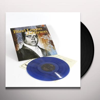 Blind Lemon Jefferson BLACK SNAKE MOAN Vinyl Record