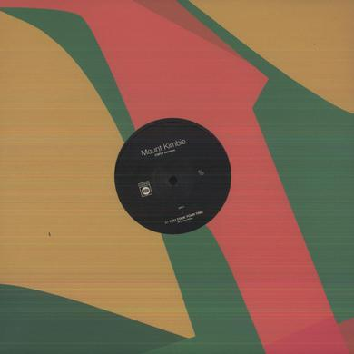 Mount Kimbie CSFLY REMIXES Vinyl Record