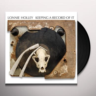 Lonnie Holley KEEPING A RECORD OF IT Vinyl Record