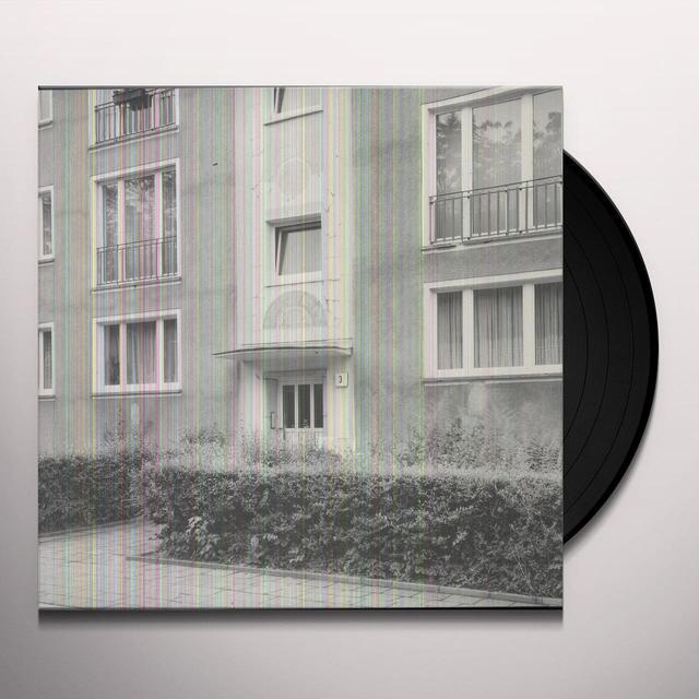 Am Halo GARDEN E.P. Vinyl Record