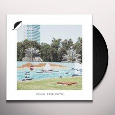 Colo HOLIDAYS Vinyl Record