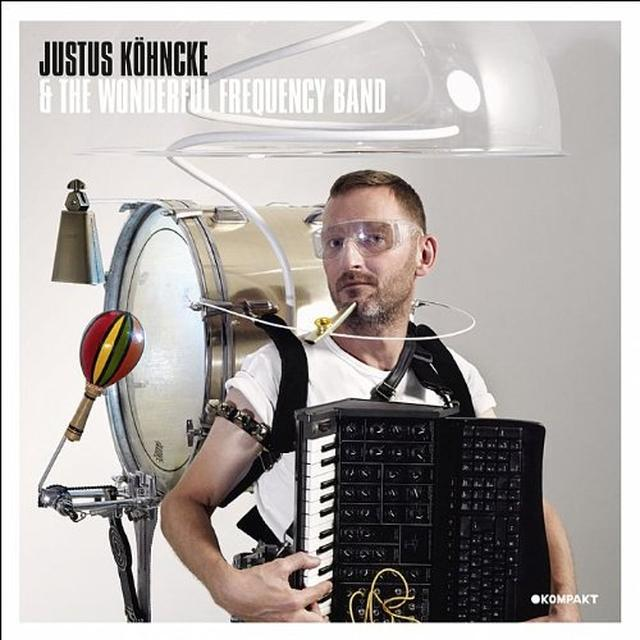 JUSTUS KOHNCKE & THE WONDERFUL FREQUENCY BAND Vinyl Record