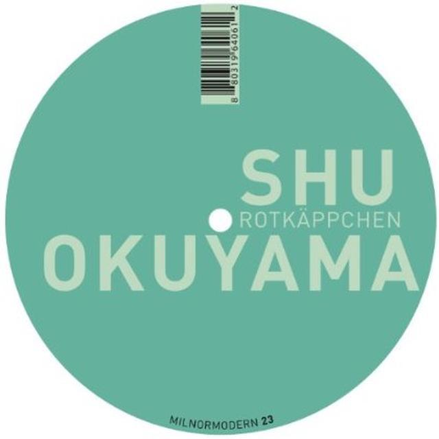 Shu Okuyama ROTKAPPCHEN (EP) Vinyl Record