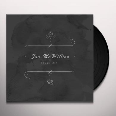 Jon Mcmillion FLIER (EP) Vinyl Record