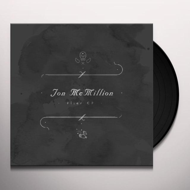 Jon Mcmillion FLIER Vinyl Record