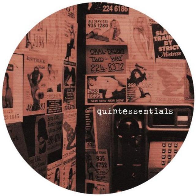Borrowed Identity LOVE FOR SALE Vinyl Record