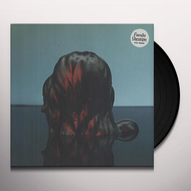 Axel Boman FAMILY VACATION Vinyl Record