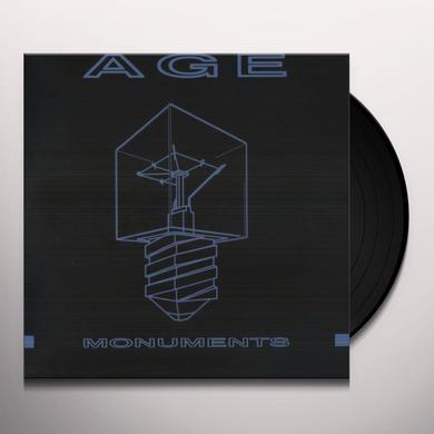 Monuments AGE Vinyl Record