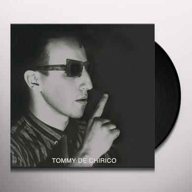 Tommy De Chirico CLOSE YOUR EYES Vinyl Record
