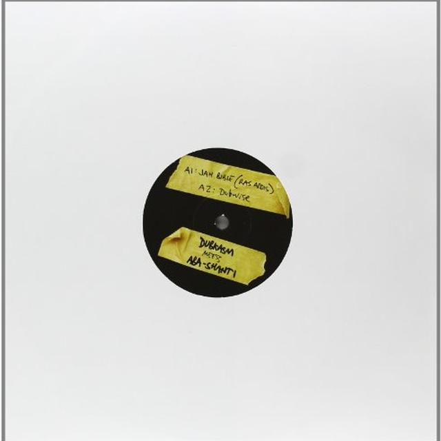 Dubkasm JAH BIBLE Vinyl Record