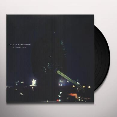 Lights & Motion REANIMATION Vinyl Record - Limited Edition