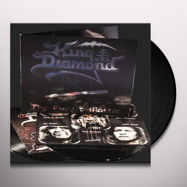 King Diamond PUPPET MASTER Vinyl Record
