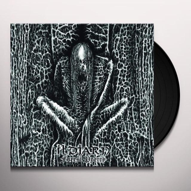 Ildjarn FOREST POETRY Vinyl Record