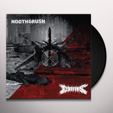 Noothgrush / Coffins SPLIT Vinyl Record