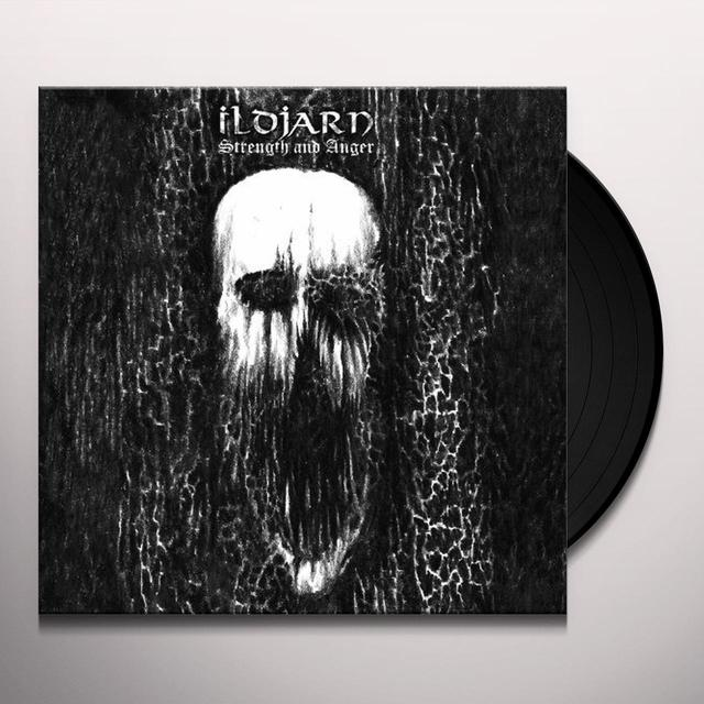 Ildjarn STRENGTH & ANGER Vinyl Record
