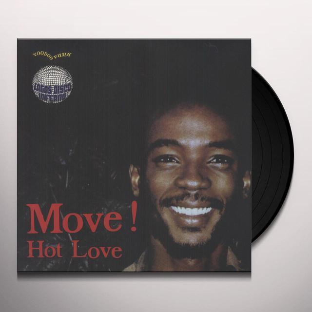 Eno Louis MOVE Vinyl Record