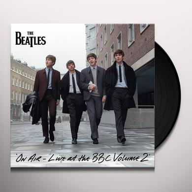 The Beatles ON AIR: LIVE AT THE BBC 2 Vinyl Record