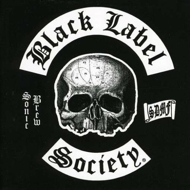Black Label Society SONIC BREW Vinyl Record
