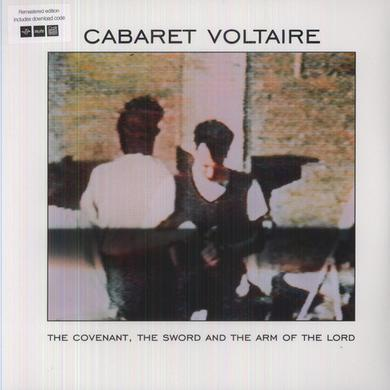 Cabaret Voltaire COVENANT THE SWORD & THE ARM OF THE LORD Vinyl Record