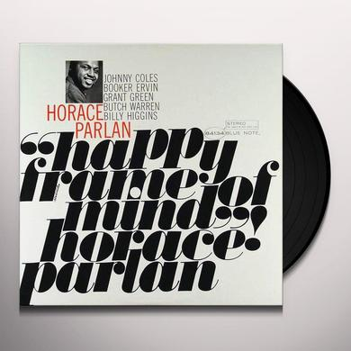 Horace Parlan HAPPY FRAME OF MIND Vinyl Record