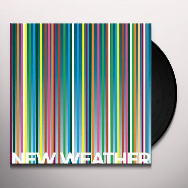 NEW WEATHER Vinyl Record