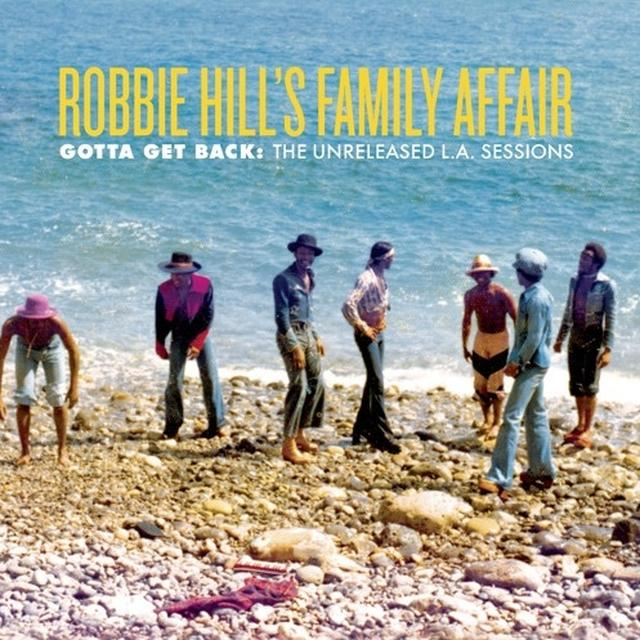Robbie Hill'S Family Affair