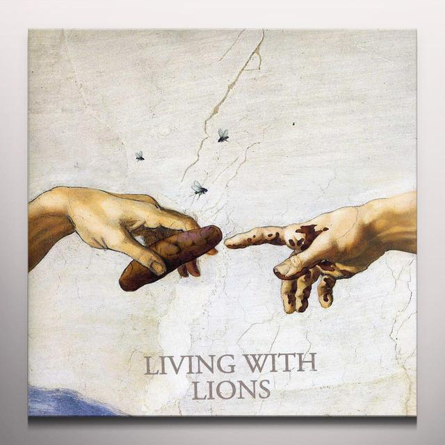 Living With Lions HONESTY HONESTLY Vinyl Record