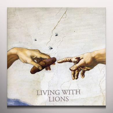 Living With Lions HONESTY HONESTLY Vinyl Record - Colored Vinyl