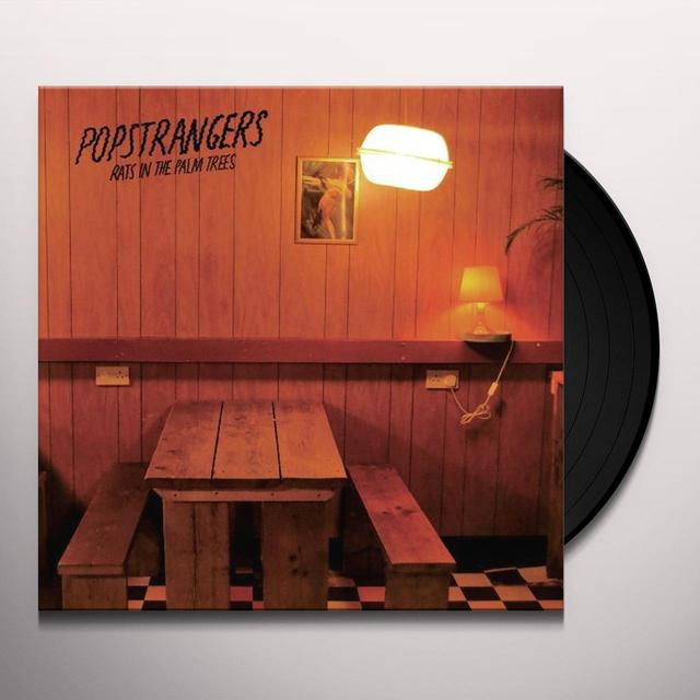 Popstrangers RATS IN THE PALM TREES / FORTUNA Vinyl Record