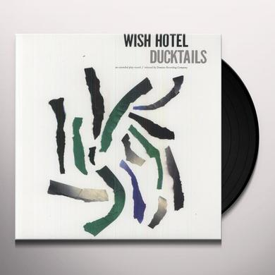 Ducktails WISH HOTEL Vinyl Record - Digital Download Included
