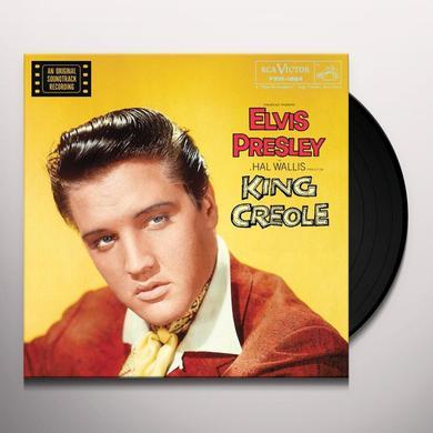 Elvis Presley KING CREOLE Vinyl Record