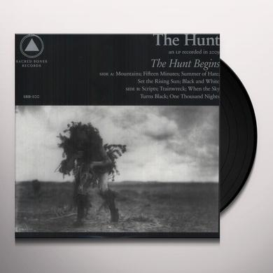 HUNT BEGINS Vinyl Record