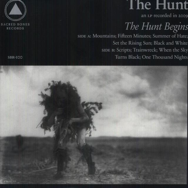 HUNT BEGINS Vinyl Record