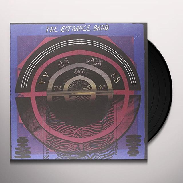 Entrance Band FACE THE SUN Vinyl Record