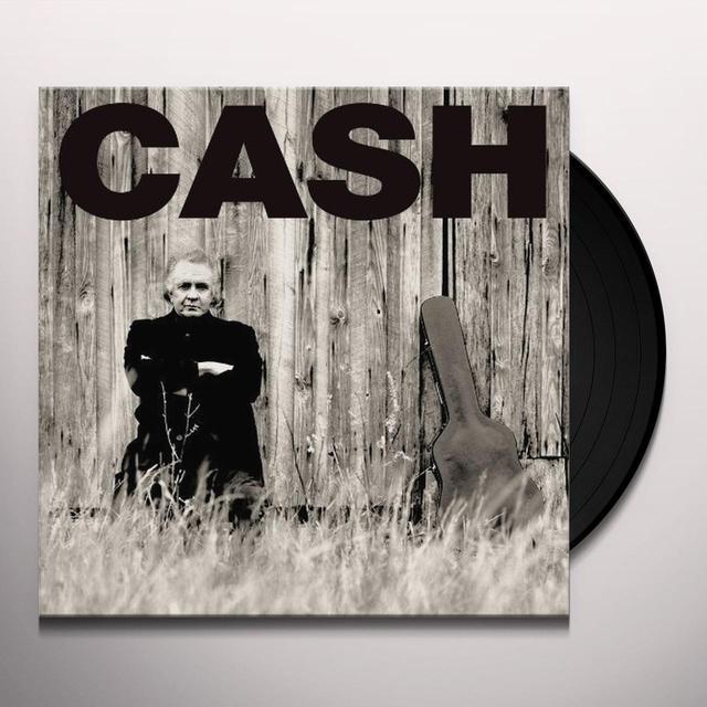 Johnny Cash AMERICAN II: UNCHAINED Vinyl Record