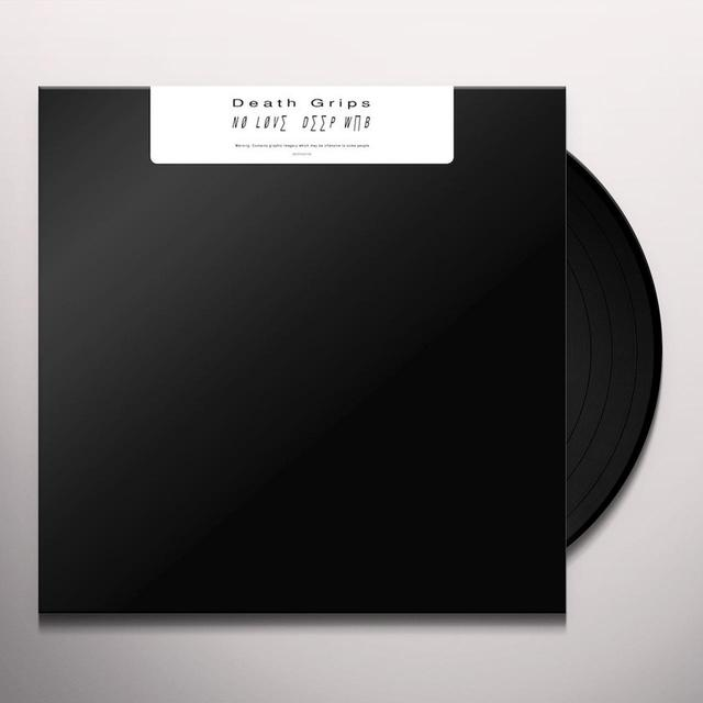 Death Grips NO LOVE DEEP WEB Vinyl Record