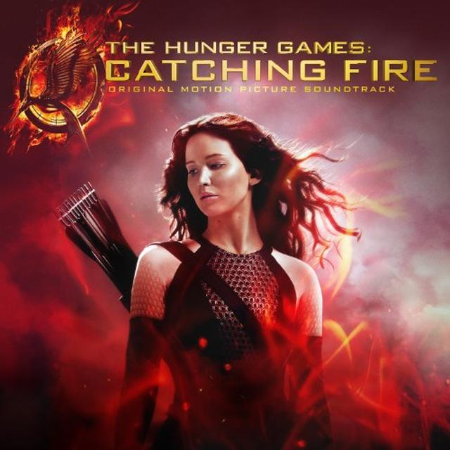 Hunger Games: Catching Fire / O.S.T. (Pict) HUNGER GAMES: CATCHING FIRE / O.S.T. Vinyl Record - Picture Disc
