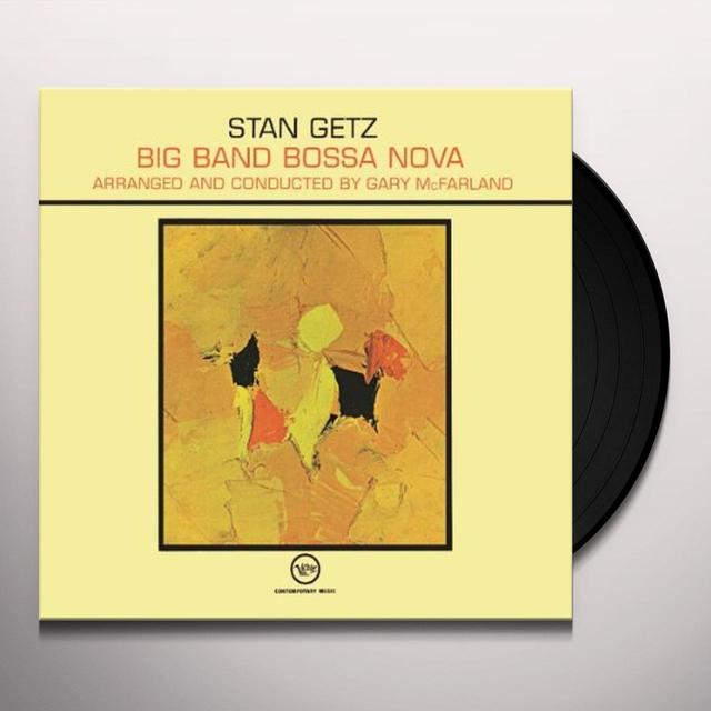Stan Getz BIG BAND BOSSA NOVA (Vinyl)