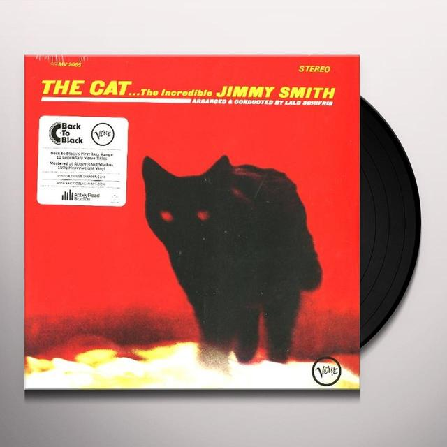 Jimmy Smith CAT Vinyl Record