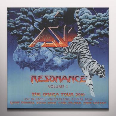 Asia RESONANCE: LIVE IN BASIL SWITZERLAND 1 Vinyl Record - Colored Vinyl