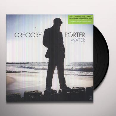 Gregory Porter WATER Vinyl Record - Deluxe Edition