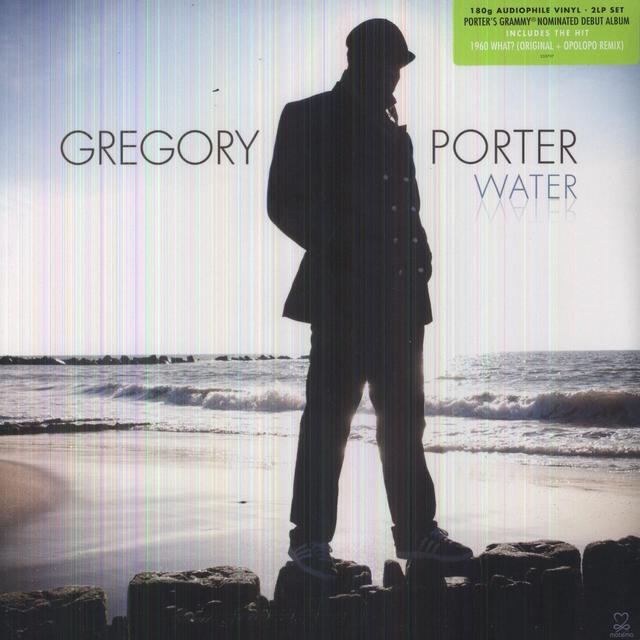 Gregory Porter WATER Vinyl Record - Deluxe Edition