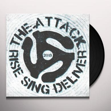 Attack RISE SING DELIVER Vinyl Record