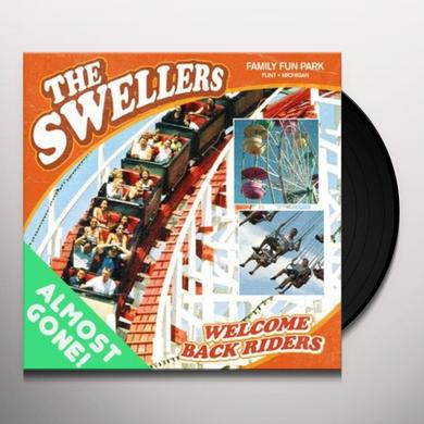 The Swellers WELCOME BACK RIDERS Vinyl Record