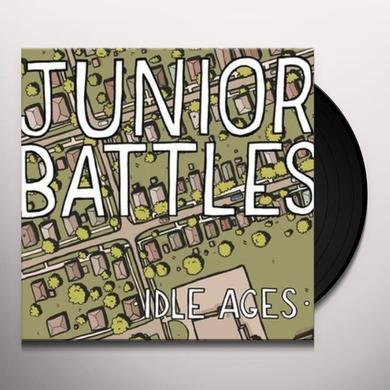 Junior Battles IDLE AGES Vinyl Record