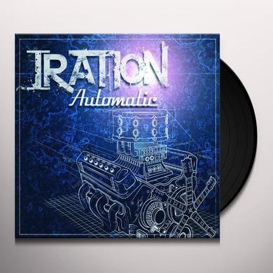 Iration AUTOMATIC Vinyl Record
