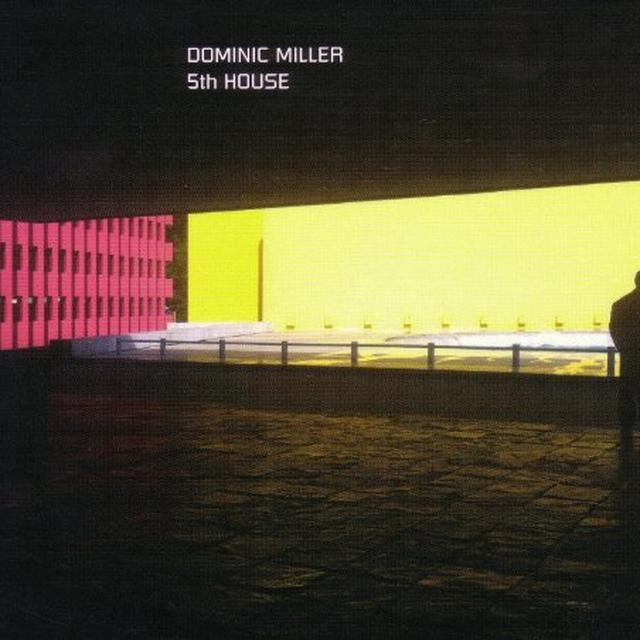 Dominic Miller 5TH HOUSE Vinyl Record